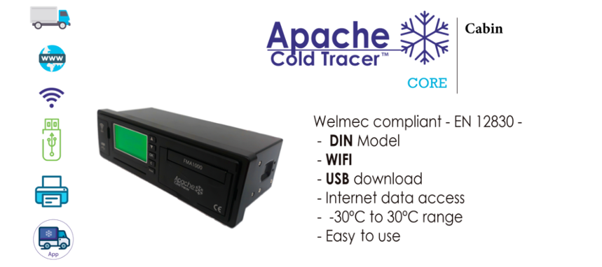 Apache Cold Tracer Core version