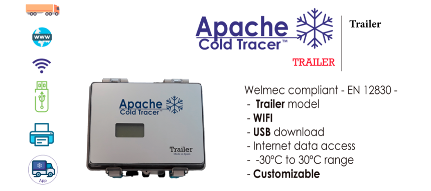 Apache Cold Tracer Trailer version